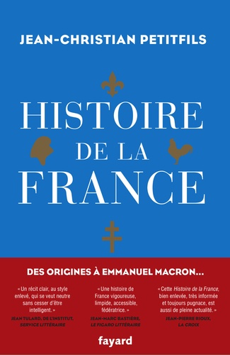 Histoire de la France - Format ePub - 9782213687858 - 19,99 €