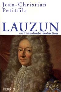 Deedr.fr Lauzun - Ou l'insolente séduction Image