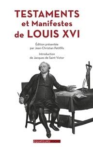 Testament et manifeste de Louis XVI.pdf