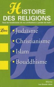 Jean-Christophe Attias - Histoire des religions.