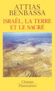 Israël, la terre et le sacré.pdf