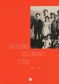 Accentsonline.fr La colonie des enfants d'Izieu 1943-1944 Image