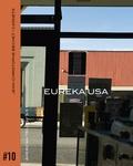 Jean-Christophe Béchet - Carnets - Volume 10, Eureka USA.