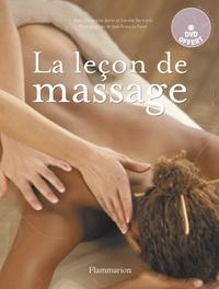Jean-Christophe Berlin et Nicolas Bertrand - La Leçon de massage. 1 DVD