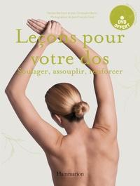 Jean-Christophe Berlin et Nicolas Bertrand - Leçons pour votre dos. 1 DVD