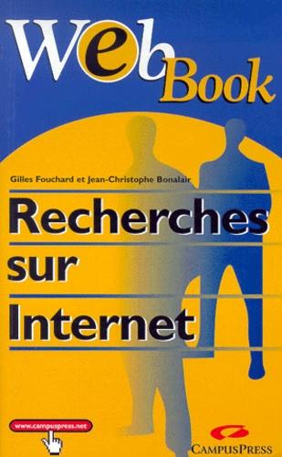 Jean-Christophe Bonalair et Gilles Fouchard - .