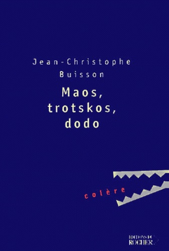 Jean-Christophe Buisson - .