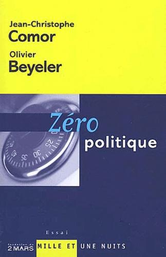 Jean-Christophe Comor et Olivier Beyeler - .