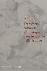 Accentsonline.fr Transferts culturels et politique dans le monde hellénistique - Actes de la table ronde sur les identités collectives (Sorbonne, 7 février 2004) Image