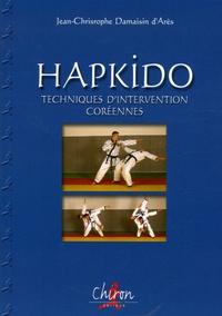 Hapkido - Techniques dintervention coréennes.pdf