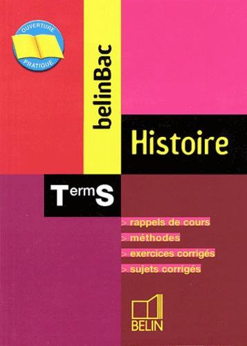 Jean-Christophe Delmas - Histoire Tle S.