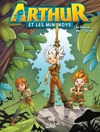 Jean-Christophe Derrien et Philippe Castaza - Arthur et les Minimoys Tome 1 : La Course des 7 Terres.