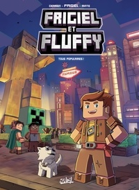 Jean-Christophe Derrien - Frigiel et Fluffy T02 - Tous populaires - Minecraft.