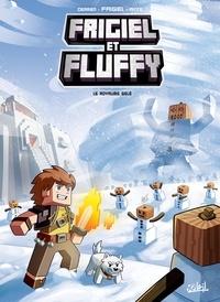 Jean-Christophe Derrien et  Frigiel - Frigiel et Fluffy T04 - Le Royaume gelé - Minecraft.