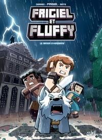 Jean-Christophe Derrien et  Frigiel - Frigiel et Fluffy T06 - Le Manoir d'Herobrine - Minecraft.