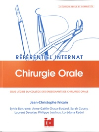 Téléchargement d'ebook pour ipad Chirurgie orale par Jean-Christophe Fricain, Sylvie Boisramé, Anne-Gaëlle Chaux-Bodard, Sarah Cousty CHM 9782361340643