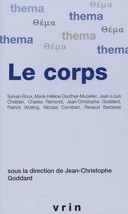 Jean-Christophe Goddard - Le corps.