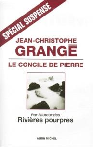 Téléchargement gratuit des ebooks pdf pour ordinateur Le Concile de pierre DJVU RTF iBook (Litterature Francaise)