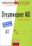 Jean-Christophe Marie - Dreamweaver MX - Notions de base.