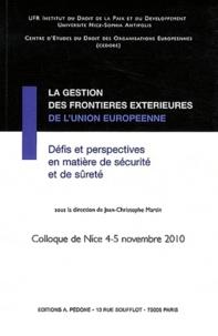 La gestion des frontières extérieures de lUnion européenne : défis et perspectives en matière de sécurité et de sûreté.pdf