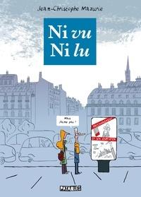 Jean-Christophe Mazurie - Ni vu, ni lu.