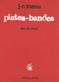 Jean-Christophe Menu - Plates-bandes.