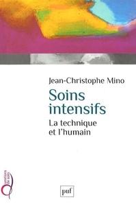Texbook téléchargement gratuit Soins intensifs  - La technique et l'humain 9782130620976 en francais