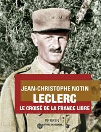 Jean-Christophe Notin - Leclerc.