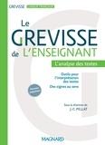 Jean-Christophe Pellat - Le Grevisse de l'enseignant - L'analyse de textes.