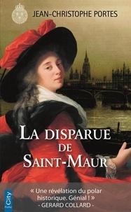 Jean-Christophe Portes - La disparue de Saint-Maur (T.3).