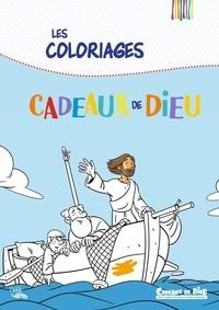 Jean-Christophe Raufflet - Cadeaux de dieu - Les coloriages.