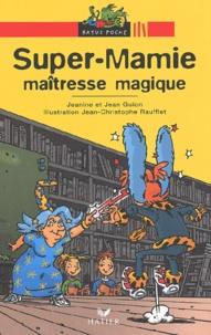 Jean-Christophe Raufflet et Jean Guion - .