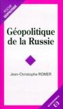Jean-Christophe Romer - Géopolitique de la Russie.