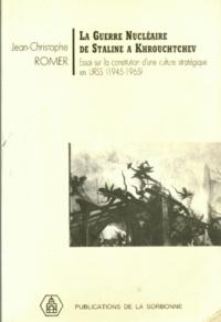 Jean-Christophe Romer - .