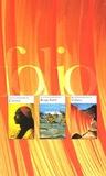 Jean-Christophe Rufin - Coffret 3 volumes : L'Abyssin ; Rouge Brésil ; Globalia.