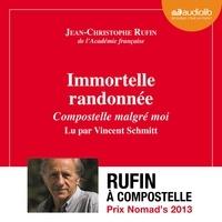 Livres gratuits à télécharger sur Android Immortelle randonnée  - Compostelle malgré moi par Jean-Christophe Rufin  9782356416230