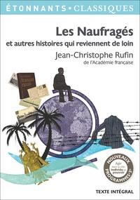 Histoiresdenlire.be Les Naufragés et autres histoires qui reviennent de loin Image