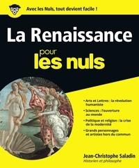 Jean-Christophe Saladin - La Renaissance pour les nuls.