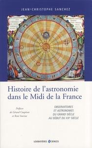 Deedr.fr Histoire de l'astronomie dans le Midi de la France - Observatoires et astronomes du Grand siècle au début du XXe siècle Image