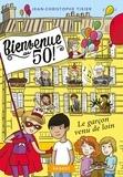 Jean-Christophe Tixier - Bienvenue au 50 ! Le garçon venu de loin.