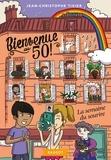 Jean-Christophe Tixier - Bienvenue au 50 Tome 5 : La semaine du sourire.