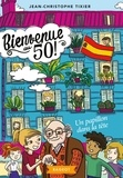 Jean-Christophe Tixier et Caroline Ayrault - Bienvenue au 50 Tome 6 : Un papillon dans la tête.