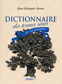 Jean-Christophe Tomasi - Dictionnaire des termes rares et littéraires.