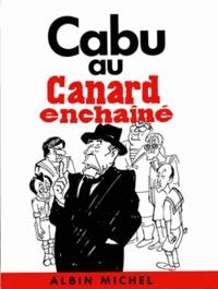 Jean-Christophe Tournebise - Cabu au canard enchainé.