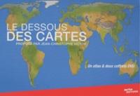 Jean-Christophe Victor - Le dessous des cartes 2 - Atlas d'un monde qui change. 11 DVD
