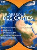 Jean-Christophe Victor - Le dessous des cartes - Volume 3 : Richesse et pauvreté des nations ; Energies ; Environnement ; Entre guerre et paix ; Mondes arabes. 5 DVD