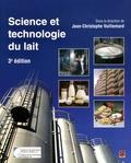 Jean-Christophe Vuillemard - Science et technologie du lait.