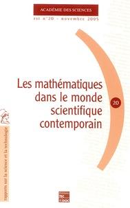 Jean-Christophe Yoccoz - Les mathématiques dans le monde scientifique contemporain.
