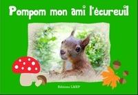 Galabria.be Pompom mon ami l'écureuil Image