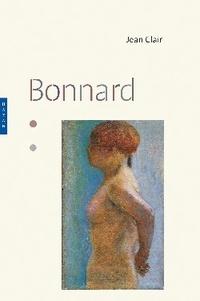 Jean Clair - Bonnard.